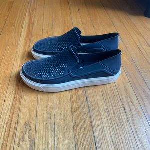 Men's croc shoes (all rubber)